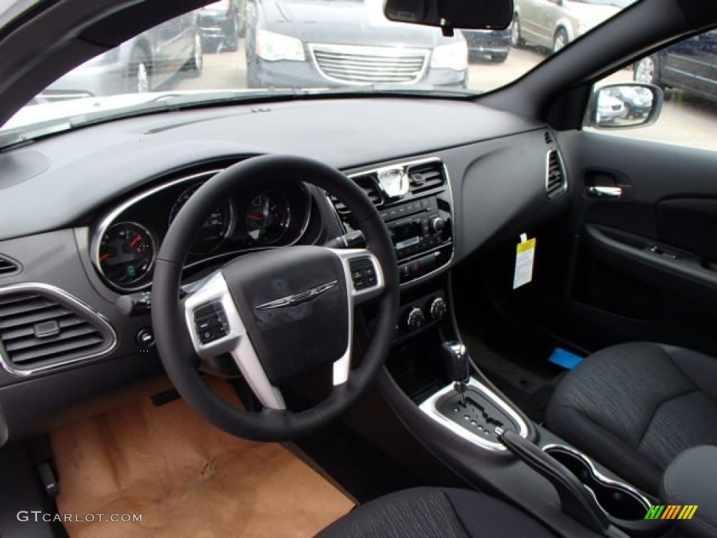 2013 chrysler 200 s sedan interior color photos. Black Bedroom Furniture Sets. Home Design Ideas