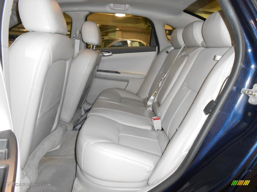 2007 Chevrolet Impala Ltz Interior Color Photos