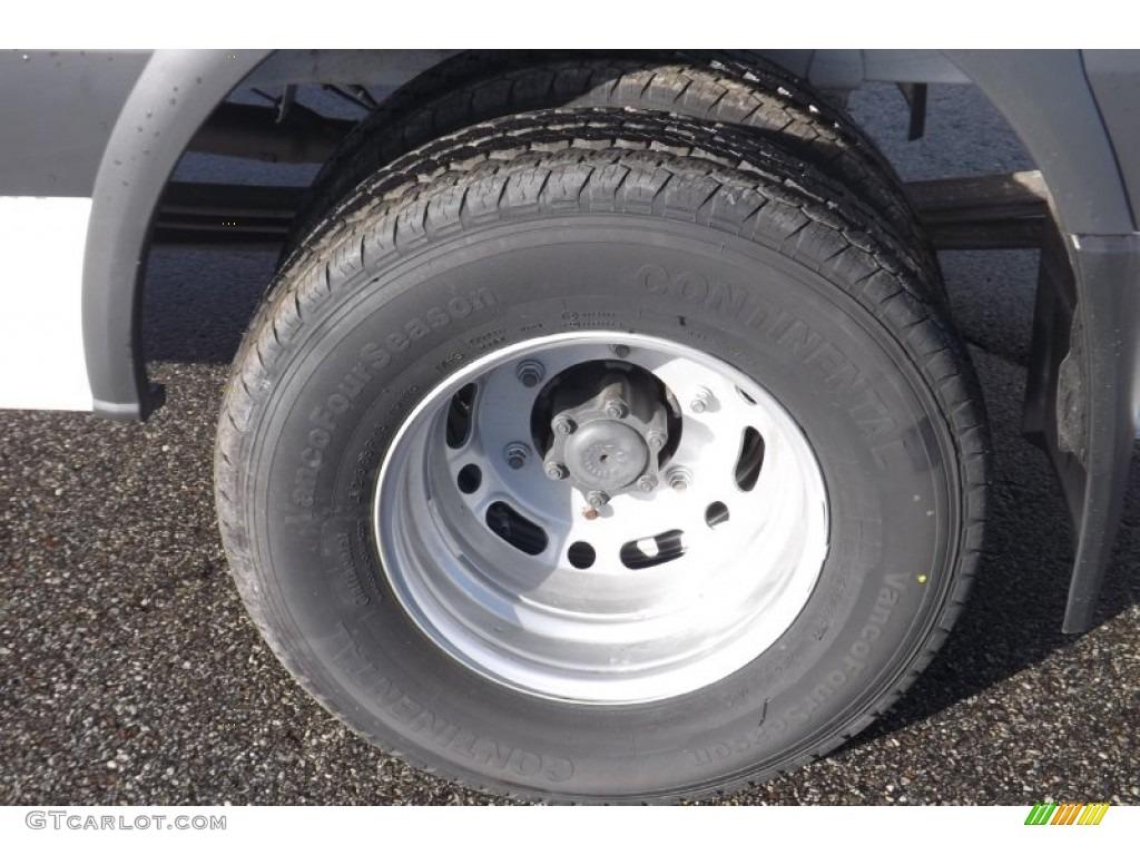 2012 mercedes benz sprinter 3500 refrigerated cargo van for Mercedes benz sprinter wheels