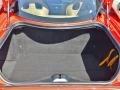 2009 Ferrari 599 GTB Fiorano Beige Interior Trunk Photo