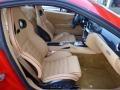 2009 Ferrari 599 GTB Fiorano Beige Interior Interior Photo