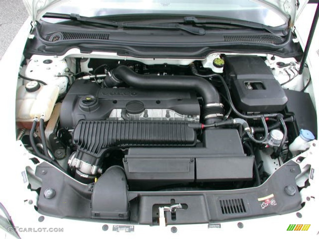 2009 Volvo C70 T5 Convertible Engine Photos Gtcarlot Com