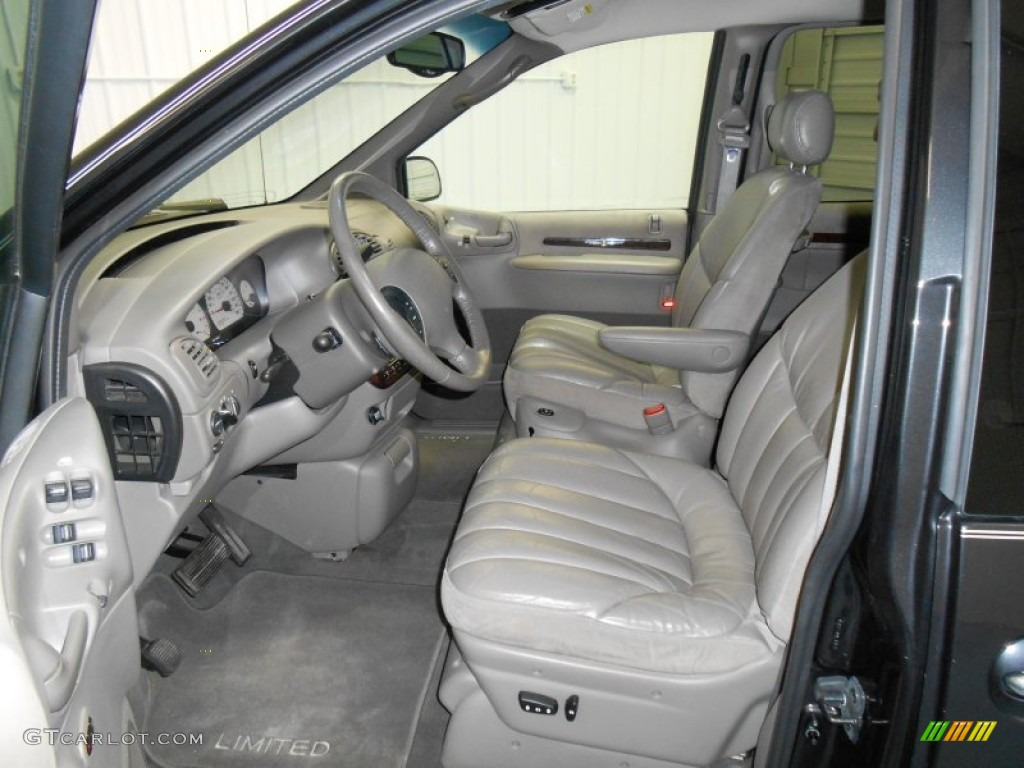 mist gray interior 1999 chrysler town country limited photo 79867108 gtcarlot com gtcarlot com