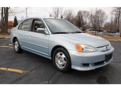 2003 Honda Civic Hybrid Sedan Data, Info And Specs