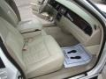 2007 Lincoln Town Car Light Camel Interior Front Seat Photo