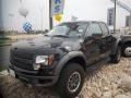 Tuxedo Black 2010 Ford F150 SVT Raptor SuperCab 4x4