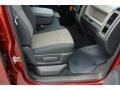 2012 Deep Molten Red Pearl Dodge Ram 1500 ST Quad Cab  photo #17