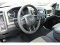 2012 Deep Molten Red Pearl Dodge Ram 1500 ST Quad Cab  photo #22
