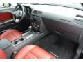 Radar Red/Dark Slate Gray Dashboard Photo for 2013 Dodge Challenger #79891256