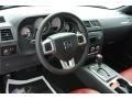 Radar Red/Dark Slate Gray Dashboard Photo for 2013 Dodge Challenger #79891335