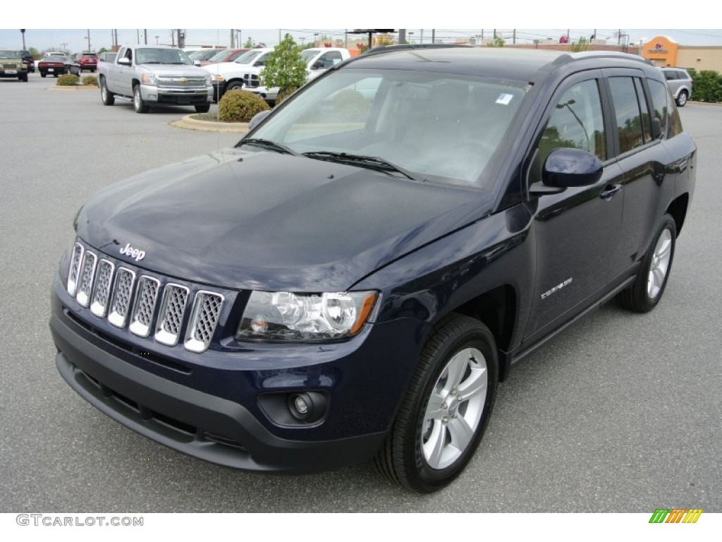 Jeep Compass Paint True Blue