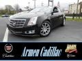 Black Raven 2009 Cadillac CTS 4 AWD Sedan