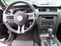 2014 Ford Mustang Charcoal Black/Cashmere Accent Interior Dashboard Photo