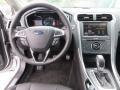Charcoal Black Dashboard Photo for 2013 Ford Fusion #79898483
