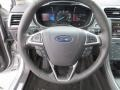 Charcoal Black Steering Wheel Photo for 2013 Ford Fusion #79898587