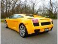 Giallo Midas (Yellow) - Gallardo Coupe E-Gear Photo No. 5