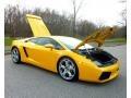 2004 Gallardo Coupe E-Gear Giallo Midas (Yellow)
