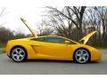 Giallo Midas (Yellow) - Gallardo Coupe E-Gear Photo No. 14