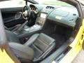 Dashboard of 2004 Gallardo Coupe E-Gear