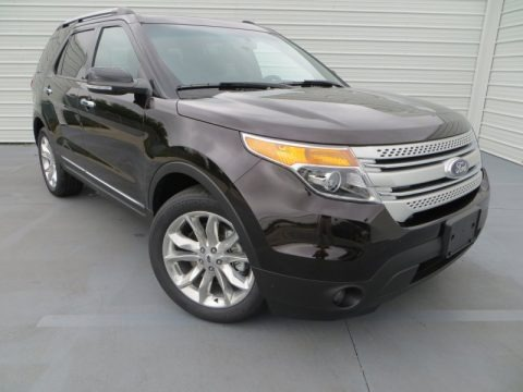 2013 Ford Explorer XLT Data, Info and Specs