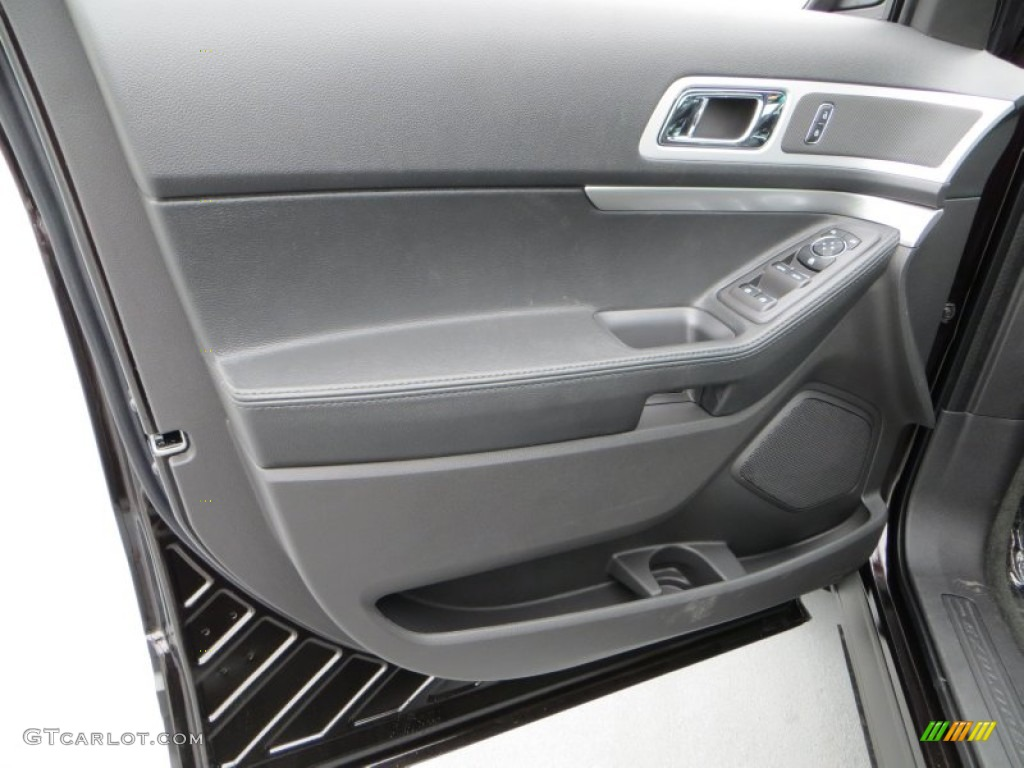 2013 ford explorer xlt door panel photos. Black Bedroom Furniture Sets. Home Design Ideas