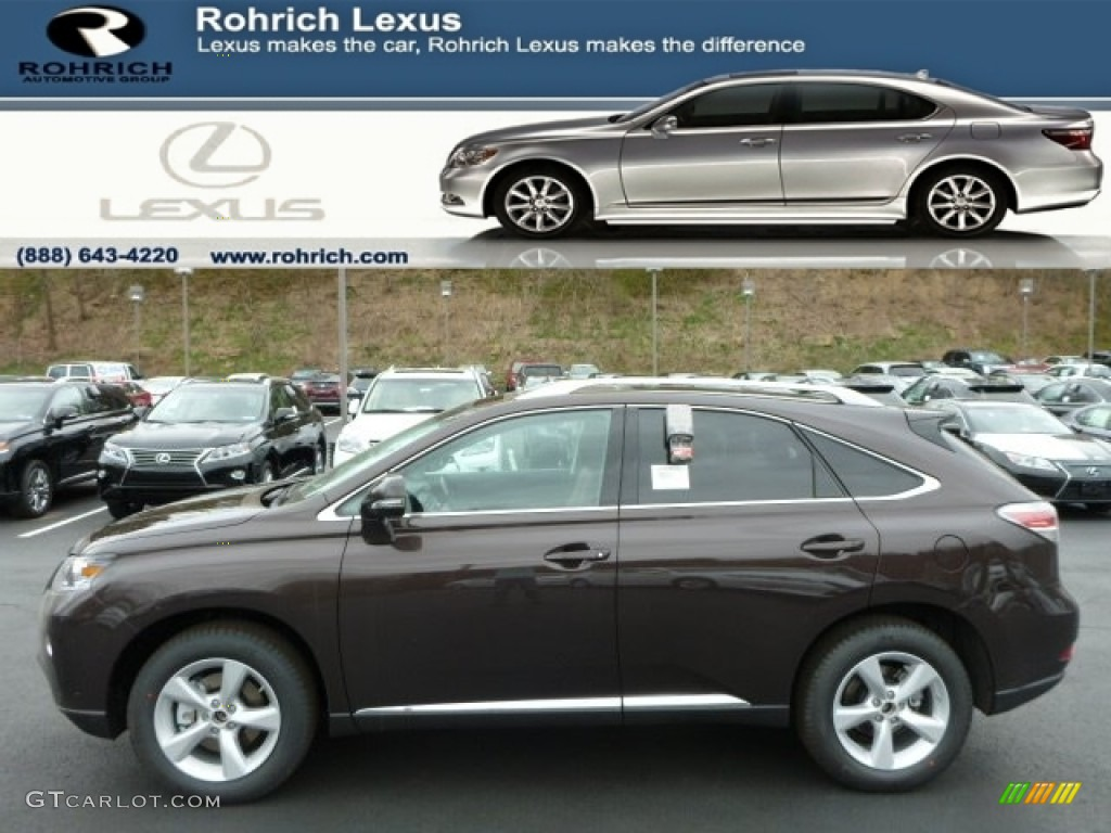 2013 fire agate pearl lexus rx 350 awd 79872293 car color galleries. Black Bedroom Furniture Sets. Home Design Ideas