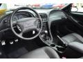 Dark Charcoal 2004 Ford Mustang Interiors