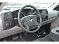 Dark Titanium Dashboard Photo for 2011 Chevrolet Silverado 1500 #79933372