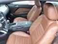 2011 Ford Mustang Saddle Interior Interior Photo