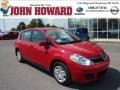 Red Alert 2012 Nissan Versa Gallery
