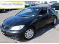Nighthawk Black Pearl 2005 Honda Civic LX Coupe