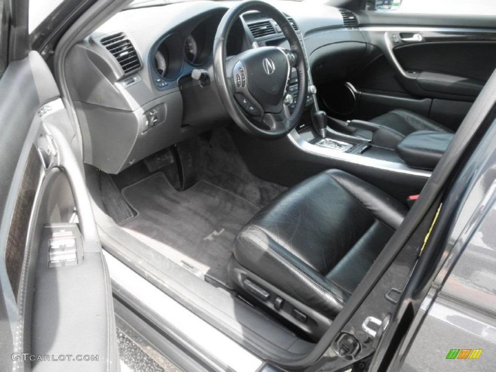 Ebony Interior 2007 Acura Tl 3 2 Photo 79957576