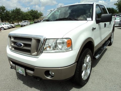 2006 ford f150 king ranch supercrew 4x4 data info and specs. Black Bedroom Furniture Sets. Home Design Ideas