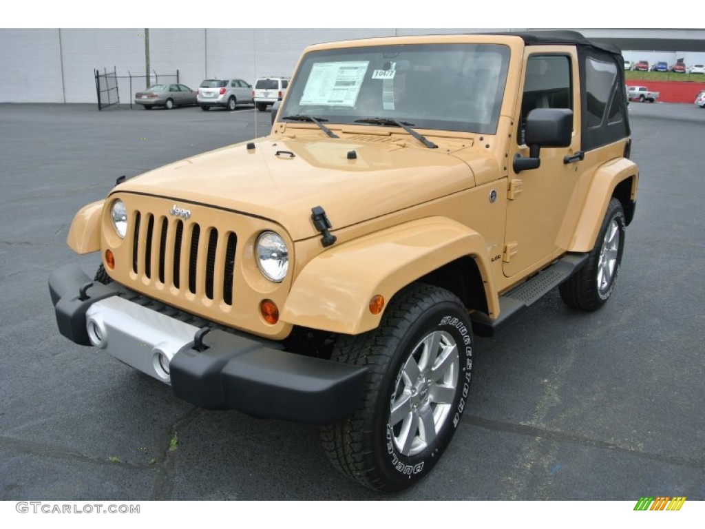 dune beige 2013 jeep wrangler sahara 4x4 exterior photo 79959104. Black Bedroom Furniture Sets. Home Design Ideas