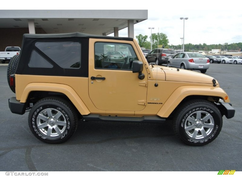 dune beige 2013 jeep wrangler sahara 4x4 exterior photo 79959189. Black Bedroom Furniture Sets. Home Design Ideas
