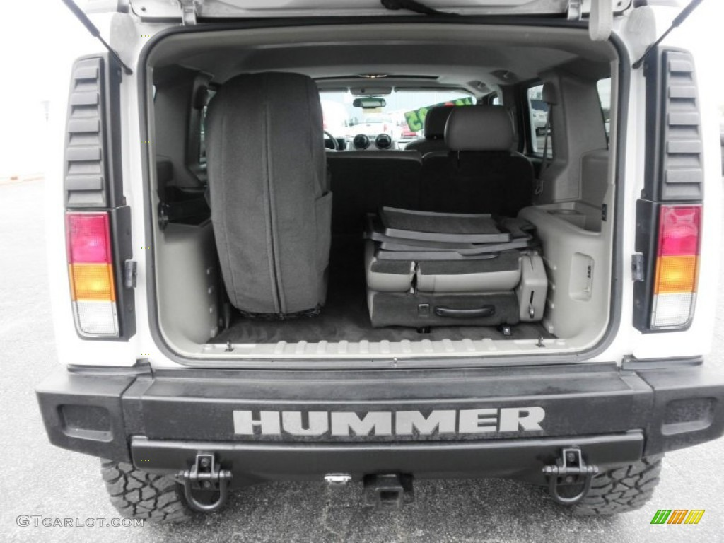 2003 Hummer H2 Suv Trunk Photo 79961752