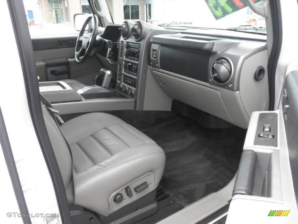 2003 Hummer H2 Suv Wheat Dashboard Photo 79961884