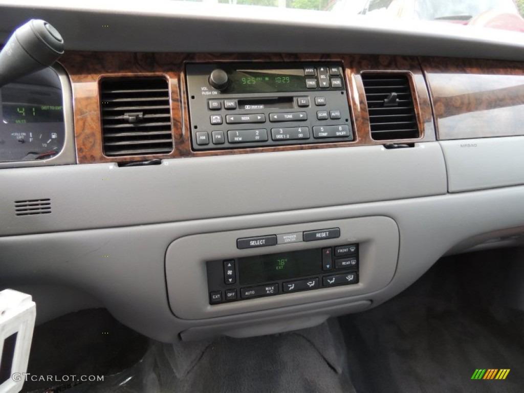 1998 lincoln town car executive controls photos. Black Bedroom Furniture Sets. Home Design Ideas