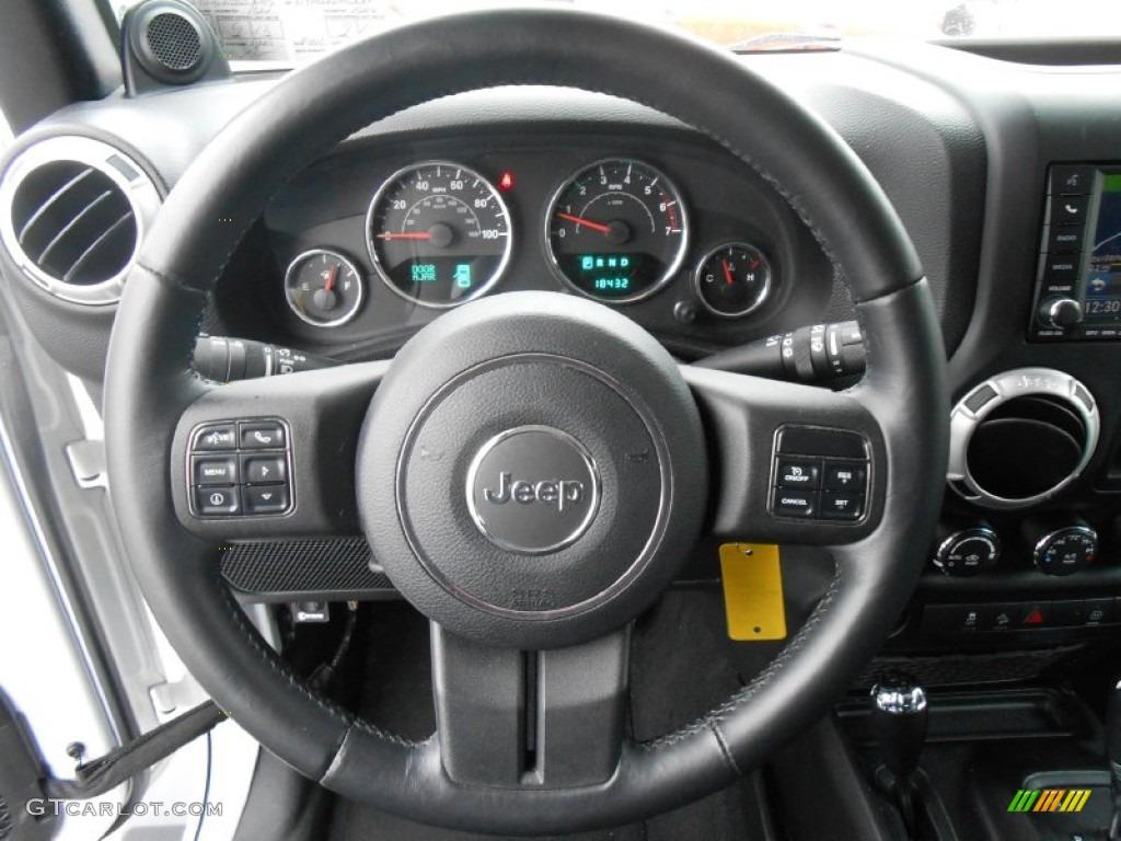 Jeep Wrangler Rubicon Black Ops Edition Interior Best Car Release Custom Dash 2011 Unlimited Sahara 4x4 Steering