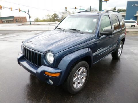 2003 Jeep Liberty Limited 4x4 Data Info and Specs  GTCarLotcom