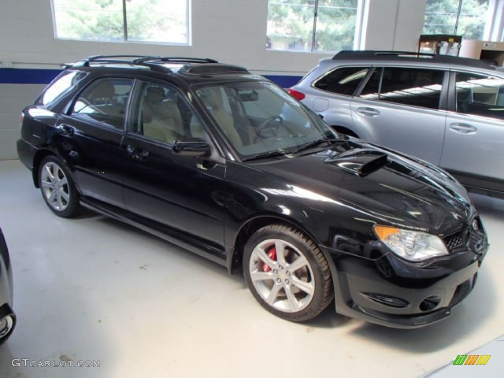 2007 obsidian black pearl subaru impreza wrx wagon 79950553 2007 impreza wrx wagon obsidian black pearl anthracite black photo 1 vanachro Image collections