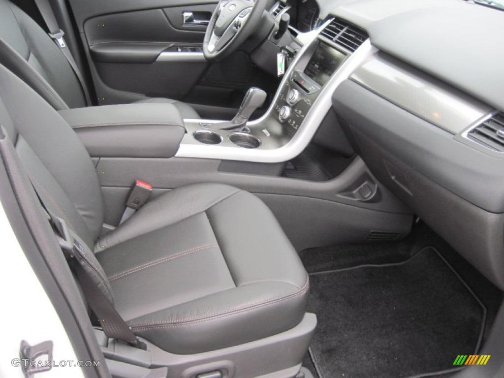 2013 Ford Edge SEL AWD interior Photos | GTCarLot.com