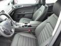 2013 Tuxedo Black Metallic Ford Fusion Hybrid SE  photo #8