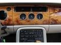 2006 Jaguar XK Ivory Interior Controls Photo