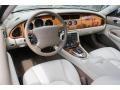 2006 Jaguar XK Ivory Interior Prime Interior Photo