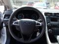 2013 Oxford White Ford Fusion SE  photo #18