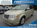 2010 Light Sandstone Metallic Chrysler Town & Country Limited  photo #1