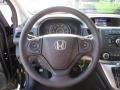 2012 Crystal Black Pearl Honda CR-V LX 4WD  photo #10
