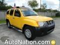 Solar Yellow 2006 Nissan Xterra X