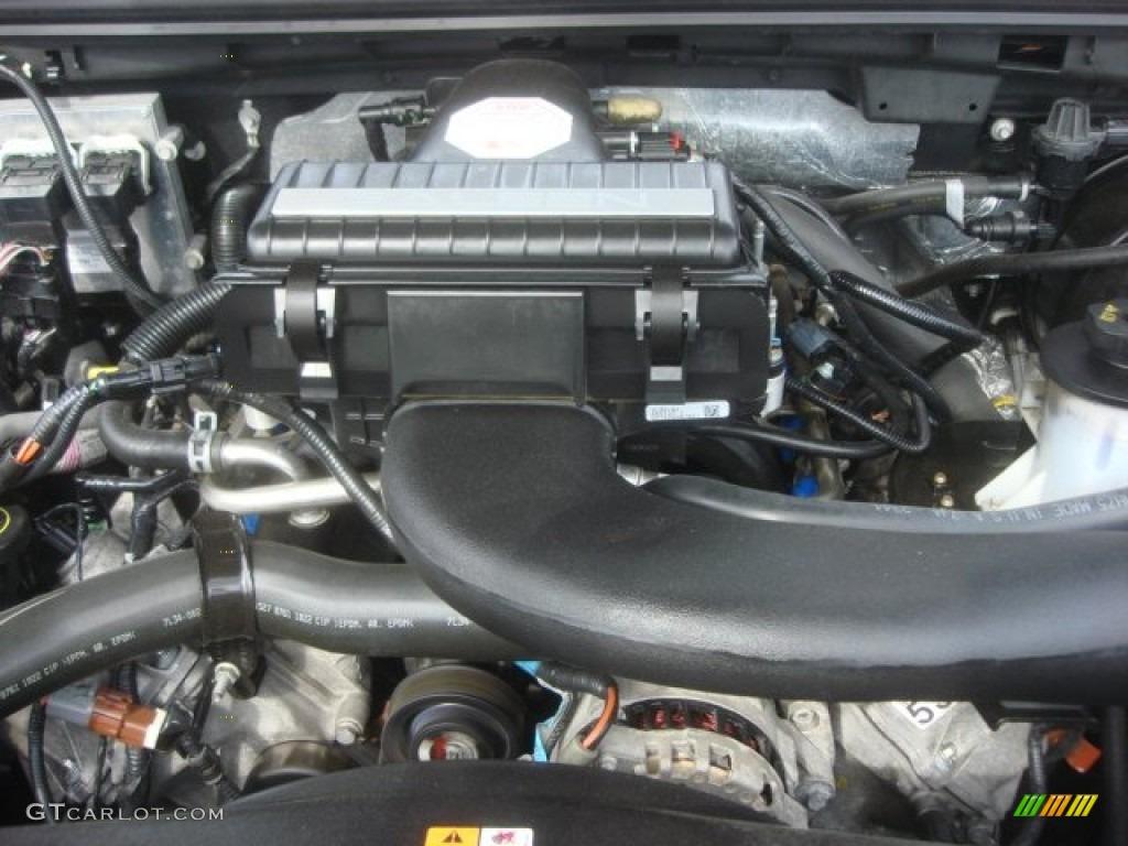 2007 ford f150 harley davidson supercrew 5 4 liter sohc 24 for Motor ford f150 v8